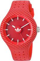 adidas Women's 'Ipswich' Quartz Rubber and Silicone Casual Watch, Color: (Model: ADH3204)