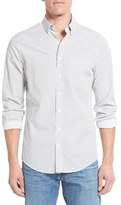 Gant Men's Trim Fit Geo Print Sport Shirt
