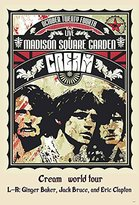 "Suree Poster J-4847 Cream (Band) - Music Wall Decoration Poster Size 24""x35""inch. Rare New - Image Print Photo"