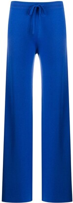 Pringle Wide-Leg Track Pants