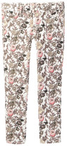 Joe Fresh Floral Corduroy Pant (Little Girls & Big Girls)