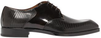 Christian Louboutin Black Patent leather Lace ups
