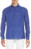 Sand Simon Linen Shirt