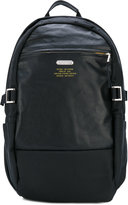 MASTERPIECE Master Piece - classic backpack - men - Leather/Nylon/Polyester - One Size