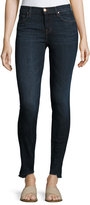 J Brand Jeans 811 Mid-Rise Skinny Jeans with Step Hem, Disguise