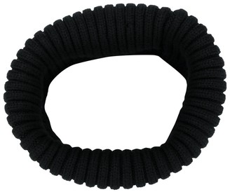 Stone Island Junior Ribbed Knit Scarf