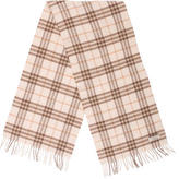Burberry Lambswool House Check Stole