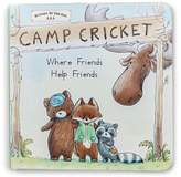 "Bunnies by the Bay Bunnies By The BayTM ""Camp Cricket Friends Help Friends"" Book"