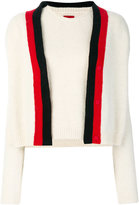 Moncler Gamme Rouge two piece knitted top