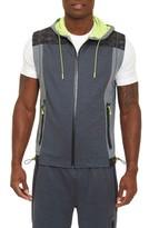 Robert Graham Men's Kobi Knit Hooded Vest