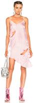 Marques Almeida Marques ' Almeida Slip Dress in Pink.