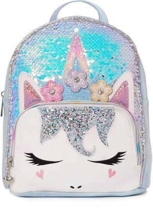 OMG Accessories OMG Miss Gwen Mini Unicorn Backpack