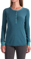 Royal Robbins Kick Back Striped Henley Shirt - UPF 50+, Long Sleeve (For Women)