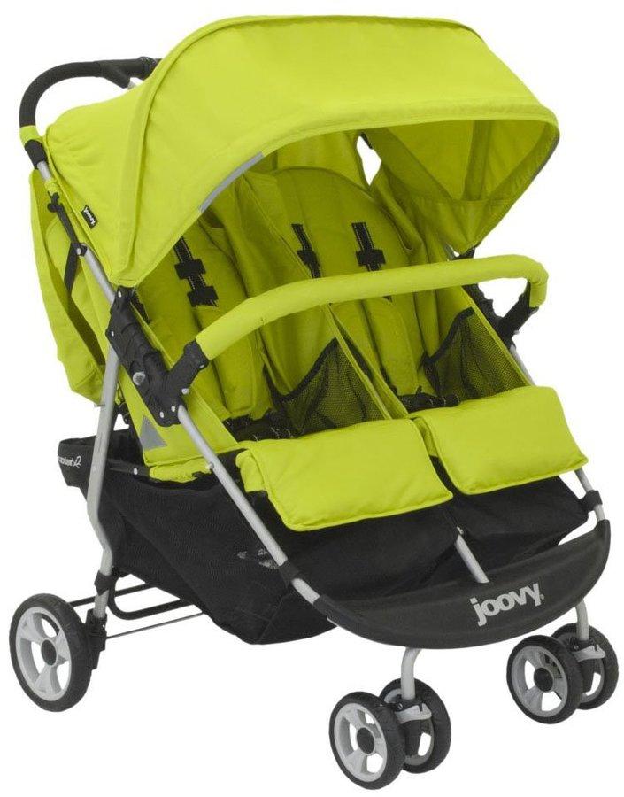 Joovy Scooter X2 Double Stroller - Orangie