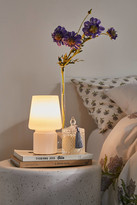 Urban Outfitters Little Glass Table Lamp