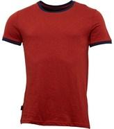 Gotcha Mens Printed Fashion T-Shirt Ketchup