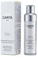 Carita NEW Ideal White Crystalline Emulsion SPF 30 50ml Womens Skin Care