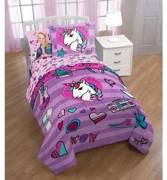 Nickelodeon JoJo Siwa Kid's Bedding Sheet Set