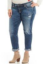 Silver Jeans Co. Plus Sam Boyfriend Relaxed Jean