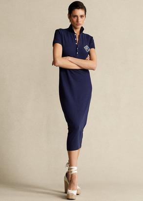 Ralph Lauren Pique Polo Dress