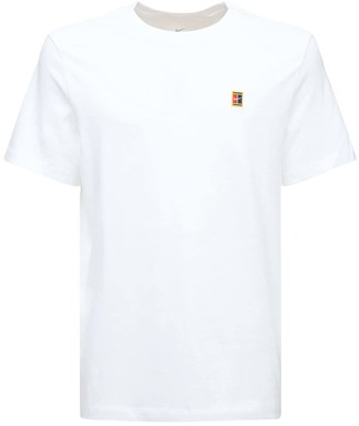 Nike Nikecourt Cotton T-Shirt