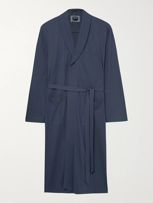 Hanro Night And Day Cotton Robe