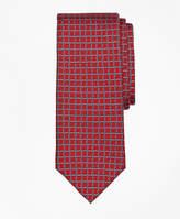 Brooks Brothers Circle Link Print Tie