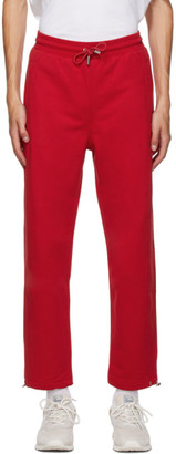 Opening Ceremony Red Box Logo Lounge Pants
