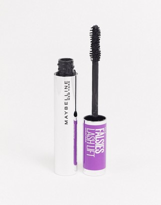 Maybelline The Falsies Instant Lash Lift Look Lengthening Volumising Mascara - Black