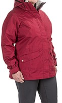 Columbia Sleet to Street Interchange Jacket - Waterproof, Insulated (For Plus Size Women)