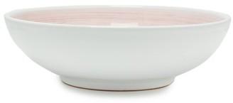 Summerill & Bishop - Brushed Ceramic Serving Bowl - Light Pink