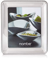 "Nambe Braided 8"" x 10"" Frame"