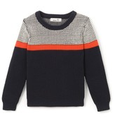 La Redoute Collections Cotton Crew Neck Jumper 3-12 Years