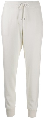 Brunello Cucinelli Drawstring Tapered Track Pants