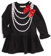 Kate Spade Infant Girl's Trompe L'Oiel Dress