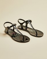 Ted Baker MEIYA Highland jelly sandals