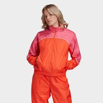 adidas Women's Crop Windbreaker Jacket