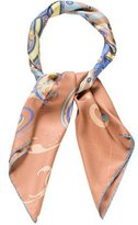 Hermes Comme Histoires Silk Scarf