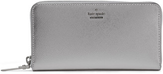 Kate Spade Cameron Street Lacey Leather Continental Wallet