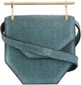 M2Malletier geometric crossbody bag - women - Calf Leather - One Size