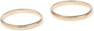 Ben-Amun Set Of Two Gold-tone Bracelets