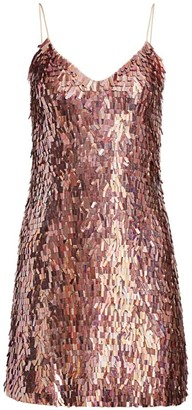 Alice + Olivia Contessa Embellished Dress