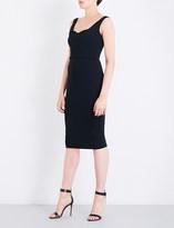 Victoria Beckham Sweetheart stretch-jersey dress