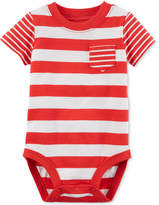 Carter's Striped Cotton Bodysuit, Baby Boys