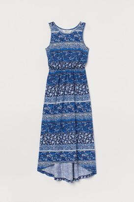 H&M Long Jersey Dress