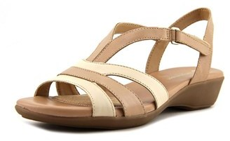 Naturalizer Neina N/s Open-toe Leather Slingback Sandal.