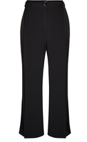 City Chic Self Stripe Pant