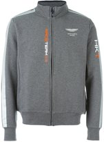 Hackett 'Aston Martin Racing' zipped sweatshirt