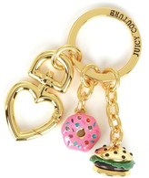 Juicy Couture Outlet - JUICY TREATS KEY FOB