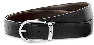Montblanc Reversible Cut-To-Size Casual Belt